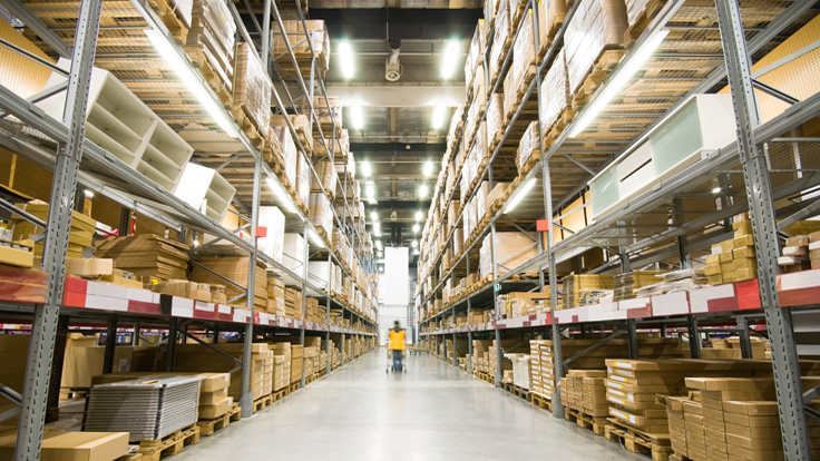Promotional Product Warehouse