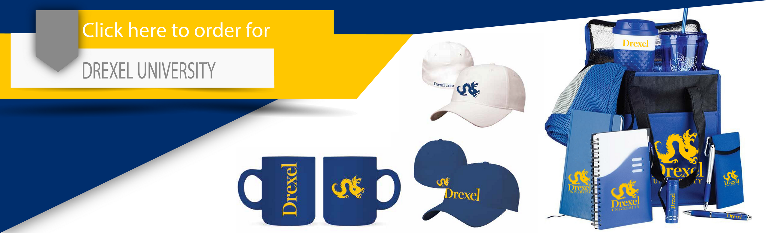 Drexel University Promotional Products